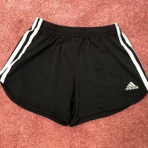 Girls adidas athletic shorts